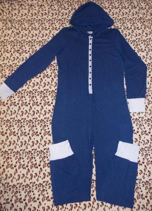 Пижама слип человечек комбинезон ромпер р.s-м рост 170-180 см