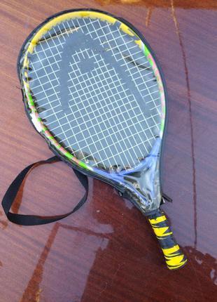 Ракетка для большого тенниса head ti-agassi pro 21.