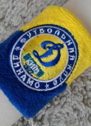 Махровая повязка на руку для занятий спортом