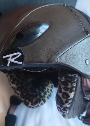 Горнолыжный шлем rossignol женский гірськолижний шолом ньюанс