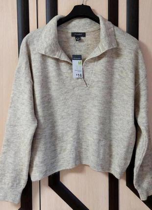 Мягенький свитер, размер 12-14, евро размер 40-42