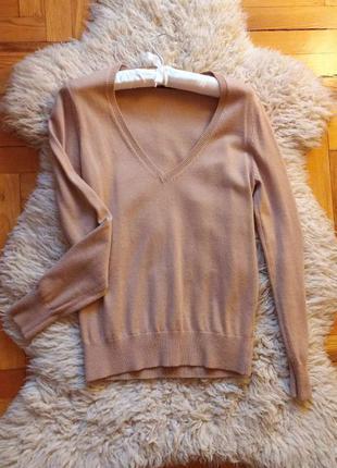 Пуловер/свитер/джемпер в составе шерсть/кашемир