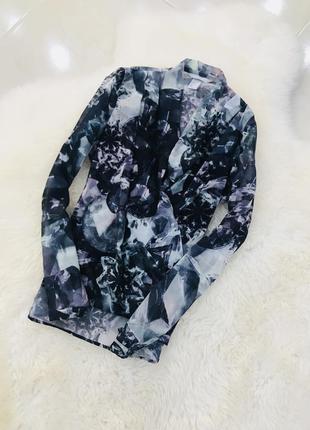 Блузка h&m как-бы на запах