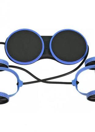 Тренажер multi functional health abdomen x1-172 многофункциональный (синий)