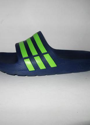 Шлепанцы,сланцы adidas duramo slides.оригинал!