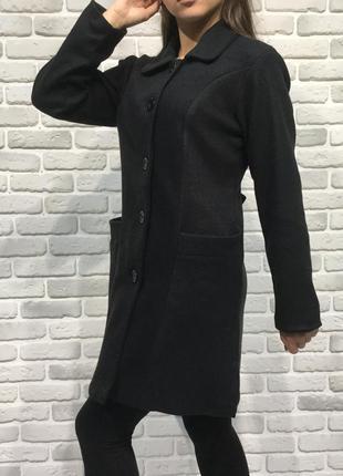 Стильное легкое пальто, на теплую погоду - размеры с, м