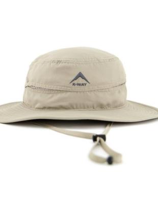 K-way  шляпа туристическая для похода, на рыбалку, туризм