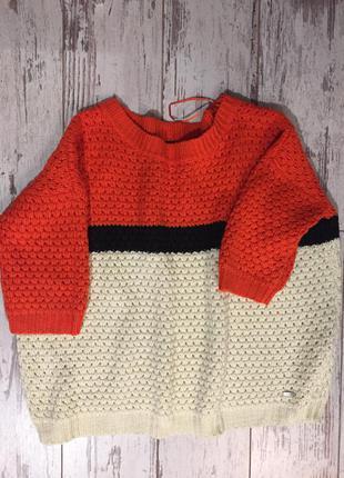 Кофта свитер oversize