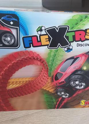 """Гибкая гоночная трасса """"flextreme"""" - smoby toys"""