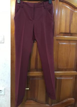 Легкие классические брюки