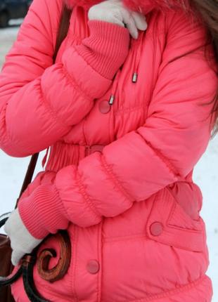 Холофайбер (шикарная зимняя куртка)