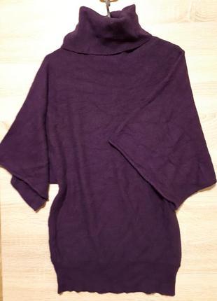 Шерстяное платье laura ashley