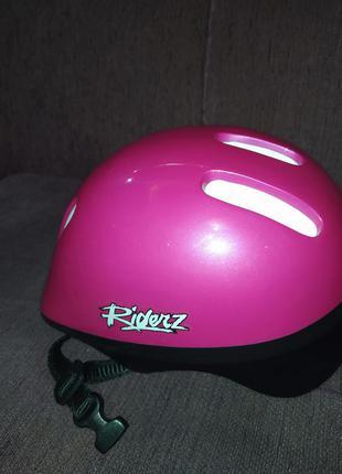 Шлем для едзы на велосипеде для девочки
