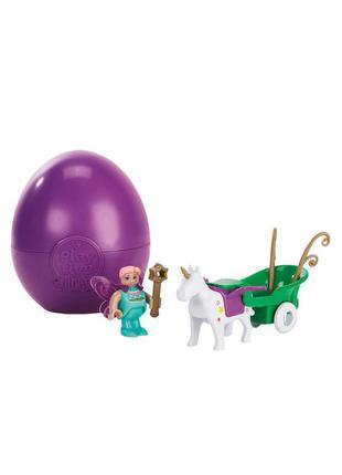 Игровая фигура фея с единорогом playtive - фиолетовый-разноцветный li-550014