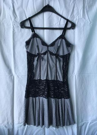 Красивое женское короткое платье seam с болеро