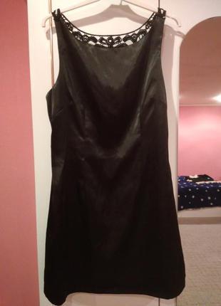 Маленькое чёрное платье madam rage