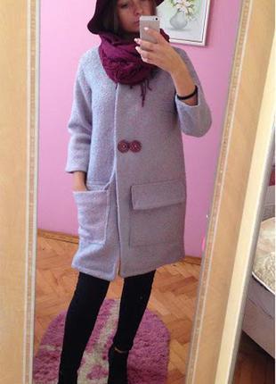 Тепле пальто