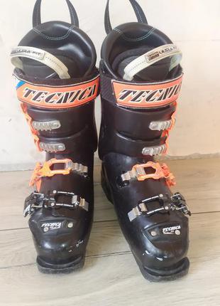Горнолыжные ботинки tecnica r9.5 90, сапоги для лыж или сноуборда, р. 38