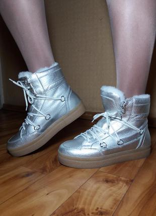 Ботинки женские kluchini 3842