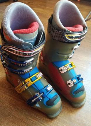 Ботинки горнолыжные salomon crossmax 26-26.5 cm