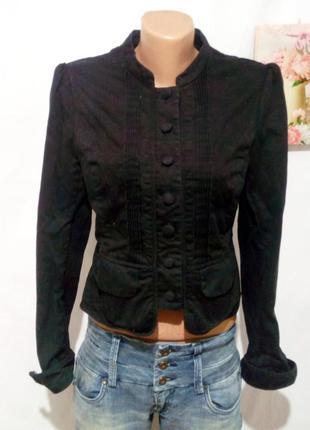 Укороченный пиджак, жакет h&m