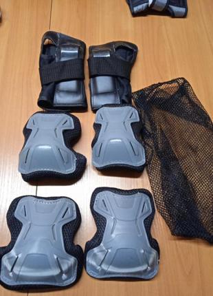 Crane,набор защитных щитков на колени,локти,ладони