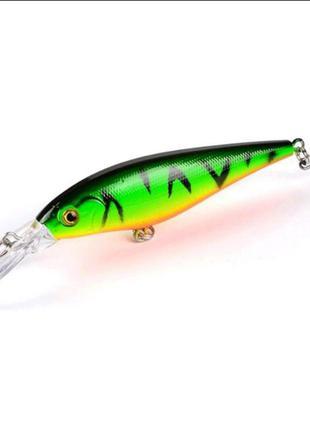 #1. приманка для рыбалки, воблеры