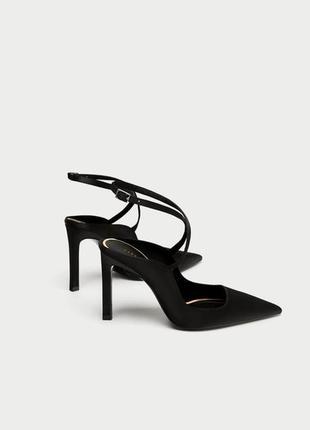 Туфли-лодочки без задников zara