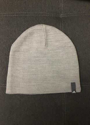Оригінал! шапка сіра adidas