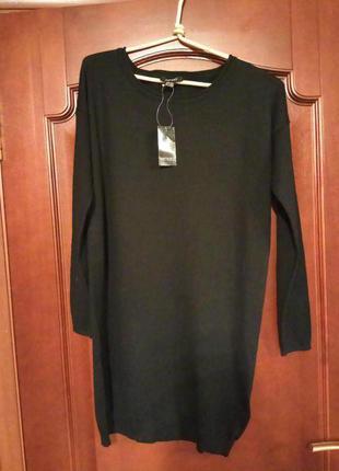 Платье, платьице чёрно новое