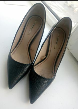 Туфли 36 размер zara