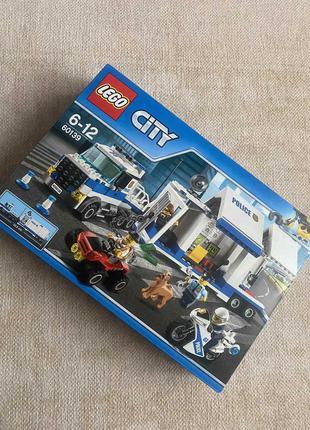 Конструктор lego city 6-12 лет