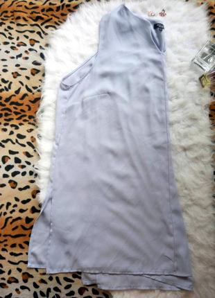 Новая блуза туника небесного цвета размера батал голубая большой размер