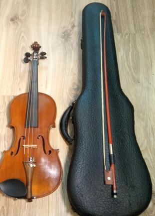 Скрипка 2/4(половинка)чеська- 70-ті роки
