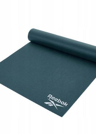 Мат (коврик) для йоги reebok rayg-11022dg