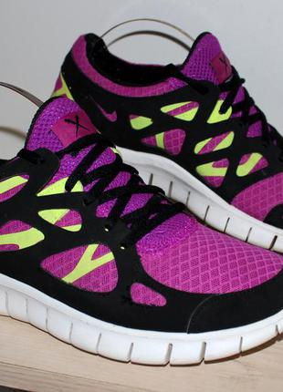 Кроссовки nike free run 2    ( фитнес , сrossfit / adidas , reebok )