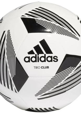 Футбольний м'яч adidas tiro club
