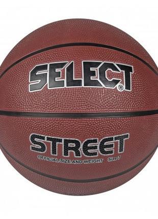 Мяч баскетбольний street №5