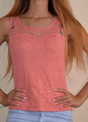 Красивая маячка персикового цвета от oggi