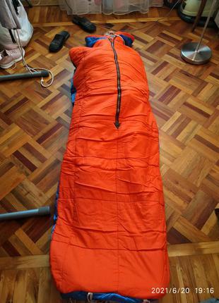 Спальный мешок ссср.