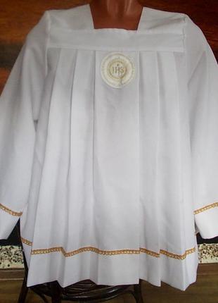Маскарадная рубашка для костюма священника цена снижена