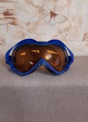 Горнолыжные очки маска smith