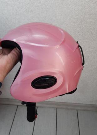Шлем горнолыжный ог 55см