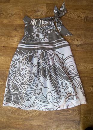 Стильное платье-туника, s