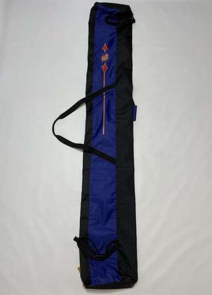 Чехол для лыж и сноуборда, k2, на замке, 210*36 см, сост. отличное!