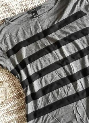 Базовая футболка-оверсайз forever 21