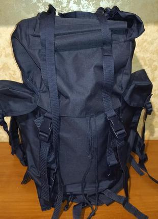 Новый рюкзак brandit 65 литров, большой туристический рюкзак