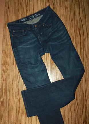Прямые джинсы размер 28 levis