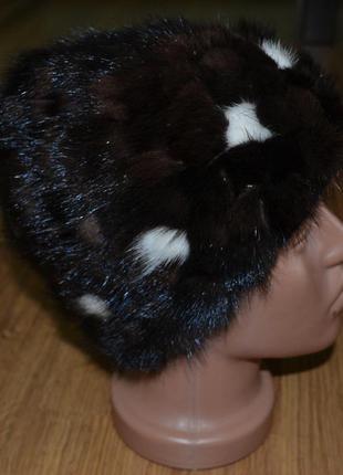 Меховая шапка3