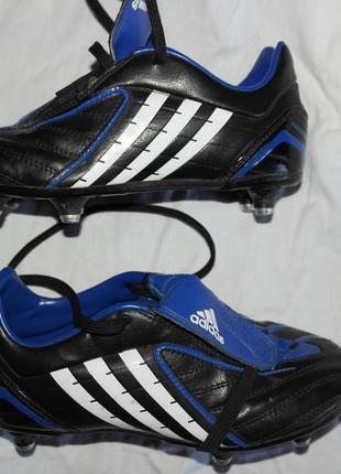 Скидка бутсы с шипами adadas оригинал мальчику брендовая футбольная обувь детская